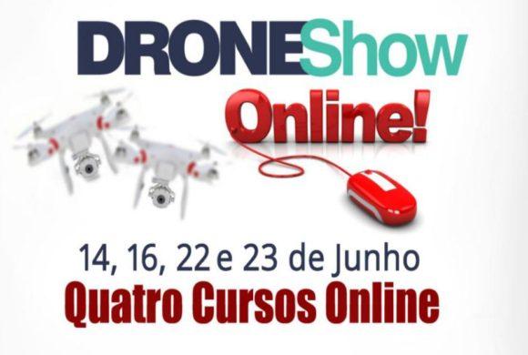 Veja como foi o Curso Drones para Mapeamento no DroneShow Online