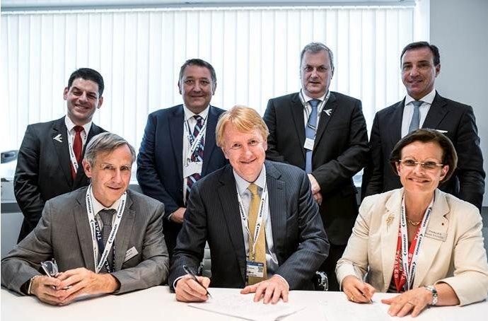 Savis, Bradar e Thales assinam parceria para soluções em controle de tráfego aéreo