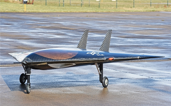 Drone 'invisível' testa novas tecnologias para aviões sem piloto