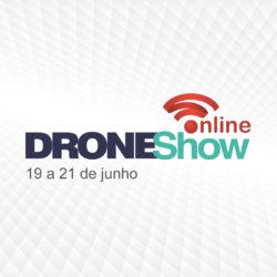 Terceiro dia do DroneShow Online teve mapeamento como destaque