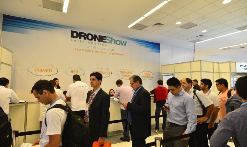 DroneShow 2016 confirmado para o mês de maio! Evento abre chamada de projetos e ideias