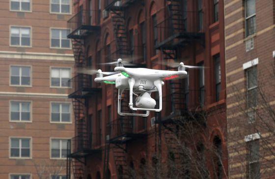 Registro de Drones agora é obrigatório nos Estados Unidos