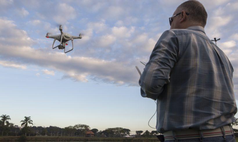 Lançamento: curso online de pilotagem de drones