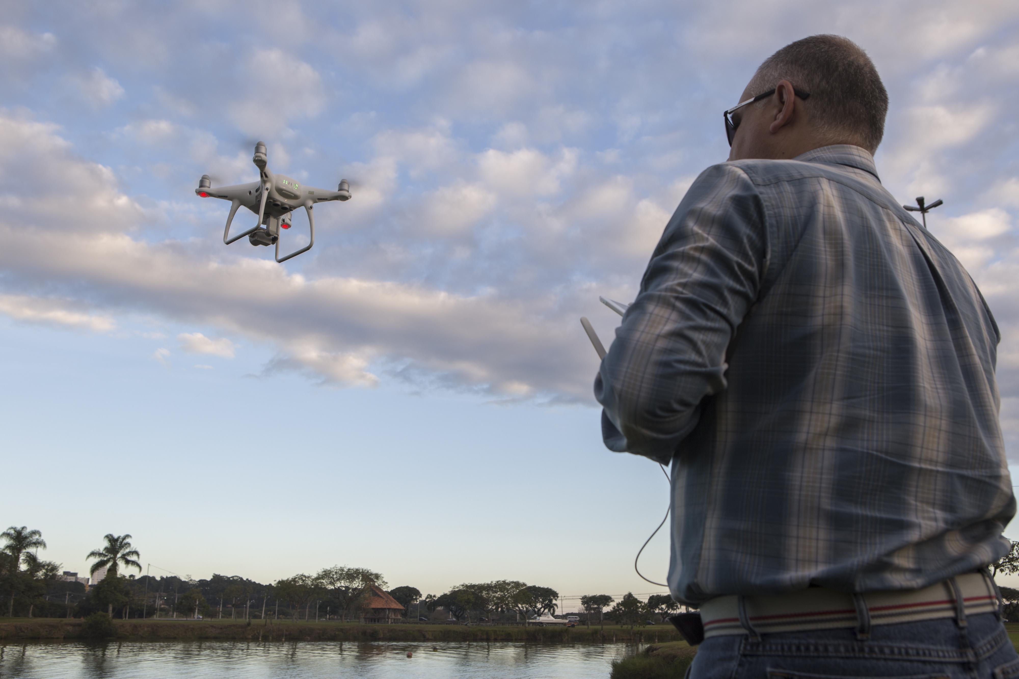 CEAB lança primeiro curso on-line de pilotagem de drone com instrutor formado na FAA / Crédito: divulgação CEAB