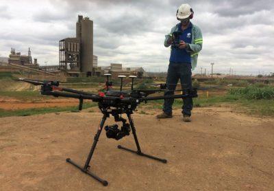 Metro Cúbico seleciona Piloto de Drone para atuar com Topografia
