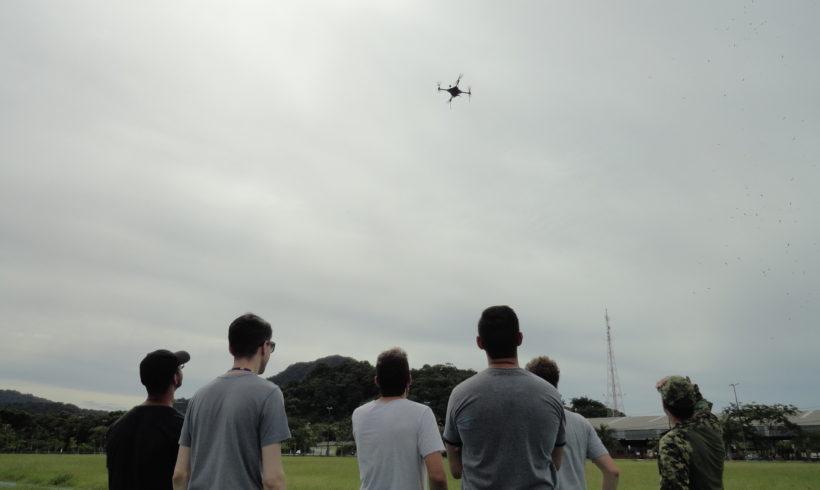 Curso prático de operação de drones para mapeamento acontece em São Paulo