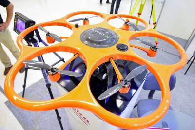 Drone Show 111 400x267 Curitiba sedia o evento DroneShow nos dias 9 e 10 de março