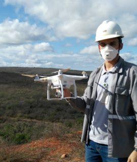 Artigo: Topografia com Drones x Tradicional em Levantamentos Planialtimétricos
