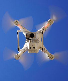 Estado de Minas regulamenta o uso de drones em prédios públicos
