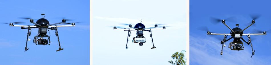 Foto X800 4 950x228 Primeira feira de Drones do país contará com a empresa brasileira XFLY