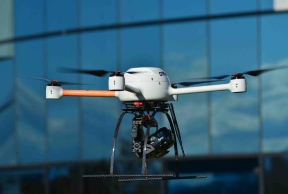 Conheça os drones multirrotores da empresa brasileira GyroFly