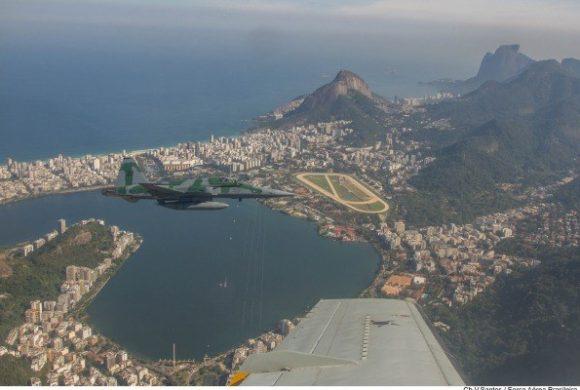 Esquema de defesa aérea na Olimpíada começa dia 24
