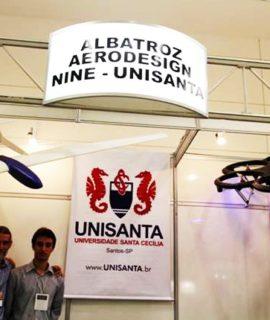 Albatroz Brasil Drones confirma participação no DroneShow 2018