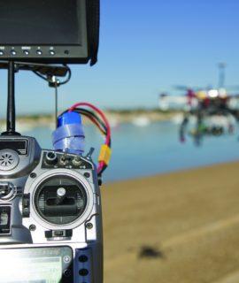 DroneShow atualiza página sobre boas práticas para uso de drones