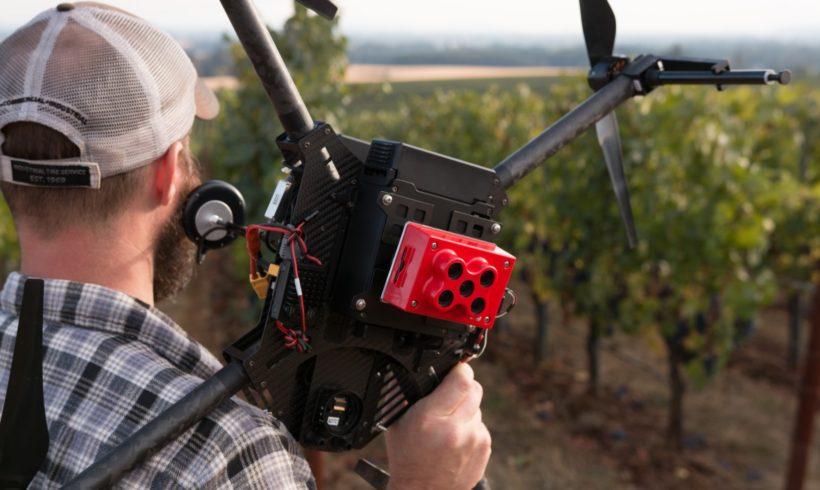 Palestra online mostra como passar dados de uma câmera multiespectral ao campo