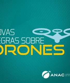 ANAC confirma que já conta com mais de 13 mil drones cadastrados