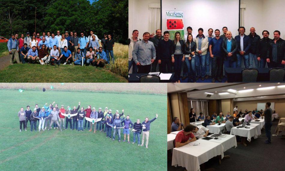cursos praticos micasense 950x570 Workshop em Curitiba conta com demonstrações de drones DJI
