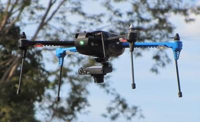 drone gdrone 400x245 Participe dos cursos sobre Drones em Curitiba: Pilotagem, Agricultura, Mapeamento e mais!