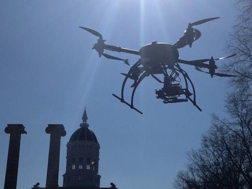 Tudo sobre Drones para Jornalismo, TV, imagens aéreas e segurança