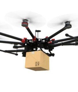 SMX Systems confirma participação na feira DroneShow 2018