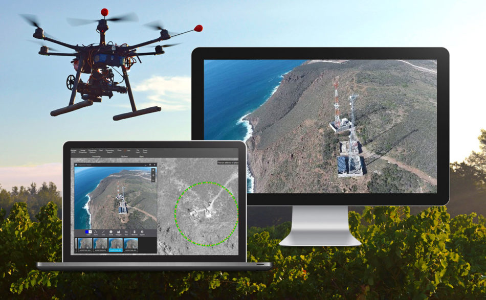 drone2map for arcgis now available lg 950x587 Esri anuncia Drone2Map 1.0 para ArcGIS. Confira