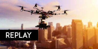 Disponível replay do Workshop Online seguro obrigatório RETA para Drones conforme ANAC