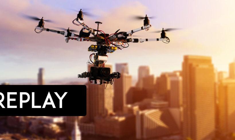 Disponível replay do Workshop Online sobre seguro obrigatório para Drones