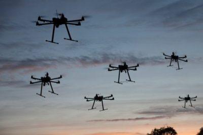 drones 400x267 ANAC regulamenta drones para uso comercial no Brasil. Entenda
