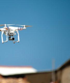 Mini-curso online de topografia com drones acontece em junho