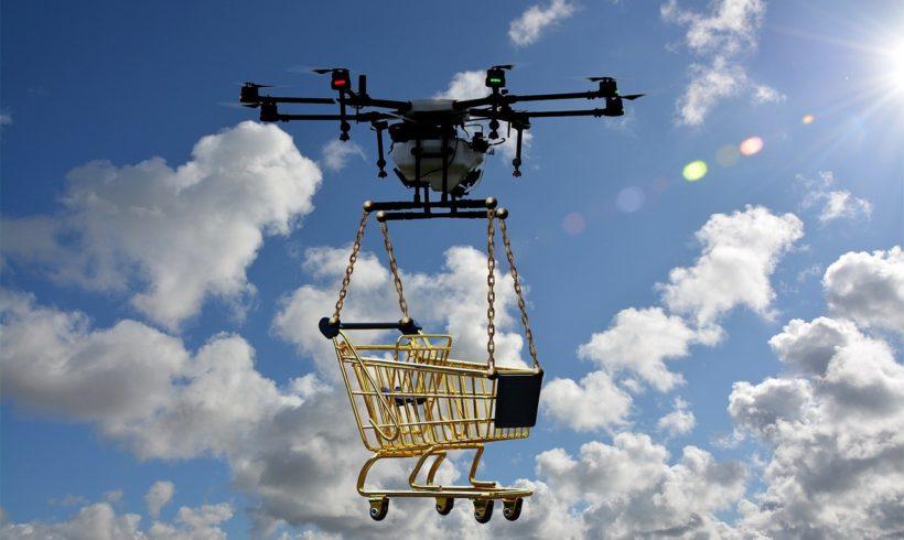 Drones para Delivery são tema de painel na feira DroneShow
