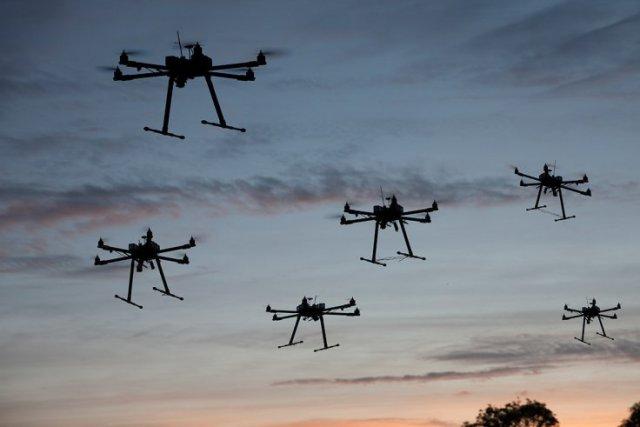 Consórcio Geoespacial Aberto busca colaboração para Grupo de Trabalho sobre Drones