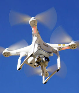 Mercado de drones pode chegar a 3 bilhões de unidades em 2017
