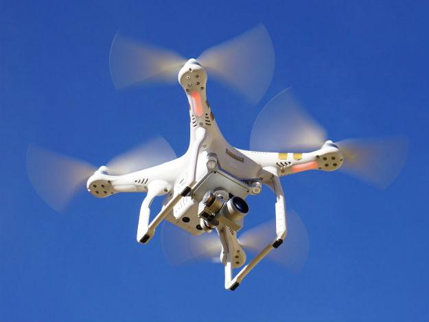 Mercado de drones pode chegar a 3 milhões de unidades em 2017