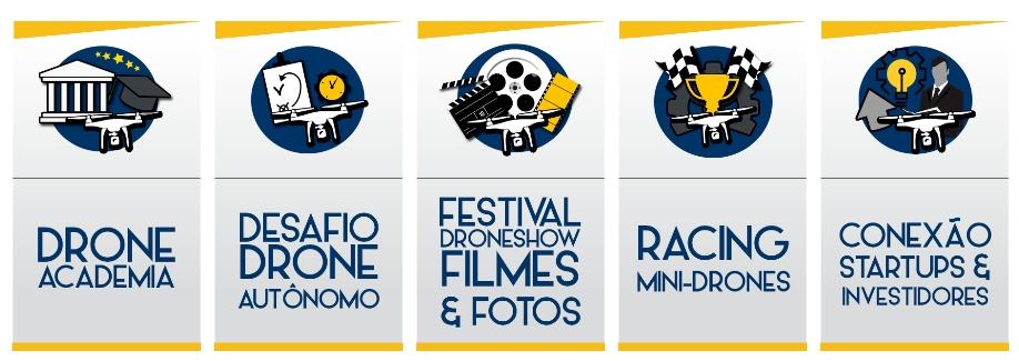 droneshow atividades especiais DroneShow anuncia novas atividades para 2017. Veja como participar