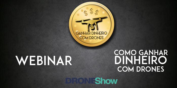 Confira os destaques do evento Como ganhar dinheiro com Drones de Curitiba