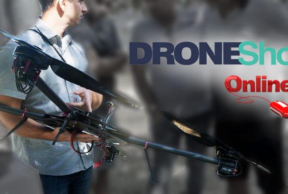 Participe do curso online de pilotagem de Drones. VAGAS LIMITADAS
