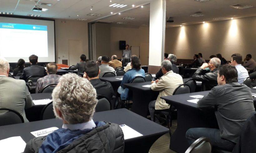 IV Fórum Empresarial de Drones reúne 250 profissionais