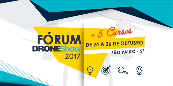 forum4 seo Quarto Fórum Empresarial de Drones acontece em outubro na capital paulista