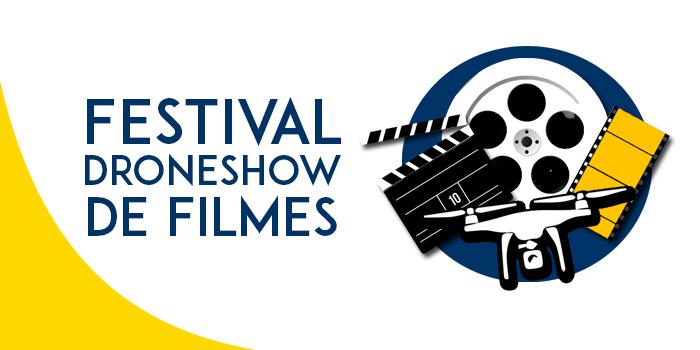 Vote e escolha o vencedor do primeiro Festival de Filmes DroneShow