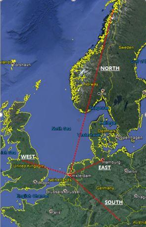 Inmarsat e Agência Espacial Europeia finalizam testes para modernizar tráfego aéreo