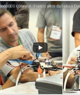 Vídeo oficial: confira os destaques da feira DroneShow 2018