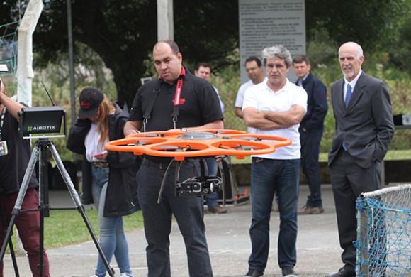 Drones vão invadir os céus de Curitiba. Aguarde!