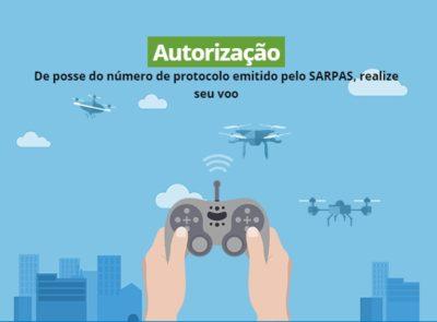 nova versao sarpas 400x295 Tira dúvidas online: nova versão do SARPAS e campanha #DroneConsciente