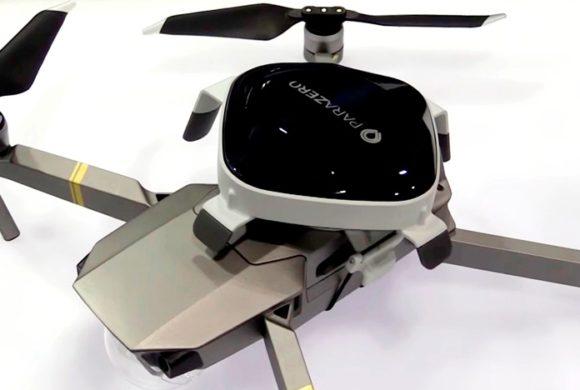 Lançamento: pára-quedas para drones da linha Phantom e Mavic