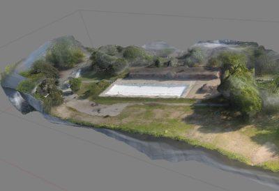 processamento de imagem de drone 400x274 Em junho: mini curso online de processamento de imagens de drones