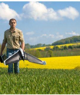 Santos Lab anuncia lançamentos para a feira DroneShow 2018