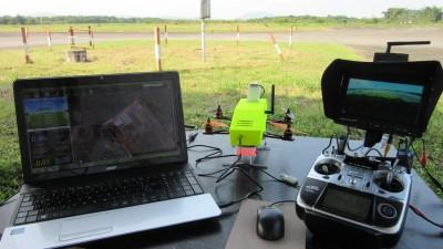 sistema de controle 400x225 Saiba como os Drones combaterão o Zika Virus, Dengue e Chikungunya