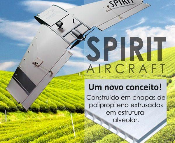 Replay do lançamento oficial do novo drone Spirit Aircraft