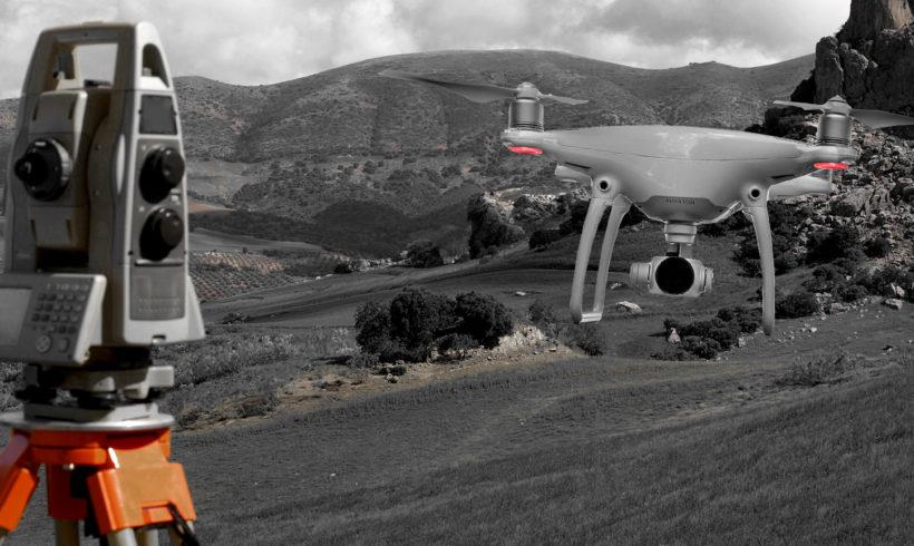 Topografia com Drones? Sim, já é possível, com baixo custo e alta produtividade
