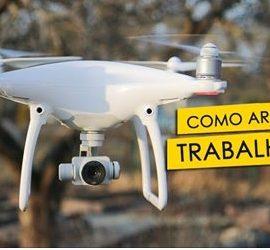 A pergunta que não quer calar: como arrumar trabalho com drones?